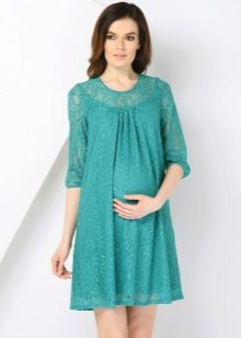 беременные в платьях 6