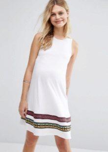 ecd32665b7139a Платья для беременных (179 фото): модные фасоны, новинки 2019, модели