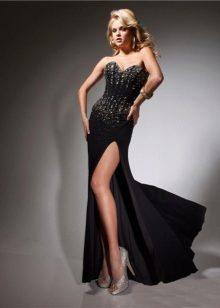 9a330a1d8ca9 ... а модели с разрезом и прямым подолом в пол добавляют девушке магнитизм  и сексуальность. Платье-русалка, короткое, с пышной юбкой или со шлейфом,  ...