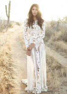 Фото платье стиль бохо купить