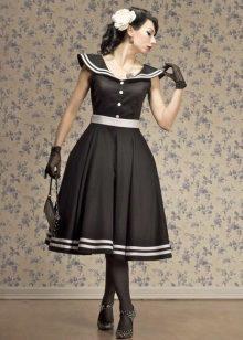 bd426aa3e2b Ретро платья (140 фото)  стиль