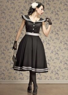 ae5659d0541 Ретро платья (140 фото)  стиль