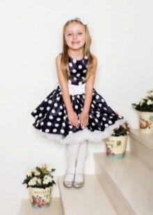 Купить платье в ретро стиле для девочки