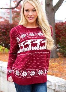 b9764f7022b ... для скандинавских свитеров с оленями. Это был самый первый цвет