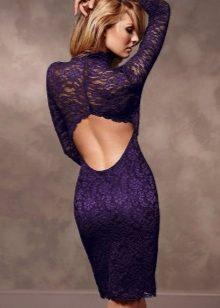 Вечернее платье с открытой спиной (40 фото)