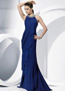 Вечернее платье худая девушка