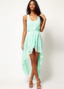 520e88b9b2c Шифон – это идеальная ткань для пошива летних платьев. Какой бы длины ни  был наряд