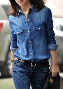 26ef4a866f9c1df В современной моде рубашка имеет самые разные модели: в клетку, гавайская,  джинсовая и многие другие.