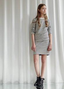 c7c785d127cbe0a Сегодня хотим предложить свой обзор платьев для девочек в возрасте 13-14 лет.  Ведь именно, мама и бабушка могут порадовать дочку и внучку хорошим модным  ...