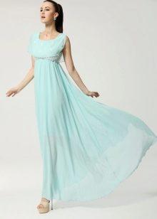 Нежные простые платья