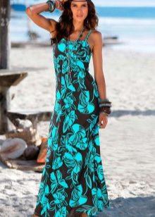 71a6966a22e Сарафан считается практически незаменимым предметом в женском летнем  гардеробе. Легкий нарядный сарафан отлично подходит
