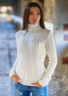 свитер 2019 130 фото что это модные и красивые осень зима