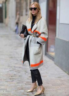 d89d62239c2 Модные пальто осень-зима 2019-2020 (137 фото)  модные тенденции ...