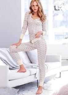 85d20810f1690 Красота. Современные пижамы уже давно не похожи на своих предшественников,  предназначенных только для сна. Яркие цвета, интересные принты, ...