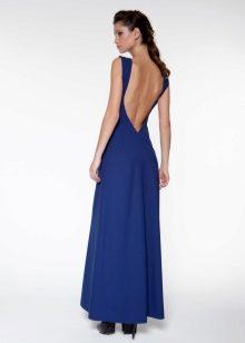 cbb8214b258 Платье с открытой спиной (102 фото)  длинное