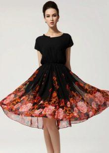 8705aa6ce25 Повседневные платья 2019 (144 фото)  красивые на каждый день ...