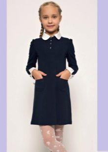 Школьные платья 2016 фото