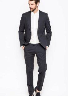 костюм деловой мужской 7