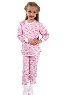 2cd385d8f9096 Детские пижамы (103 фото): слипы, слитная, на молнии, прикольные ...