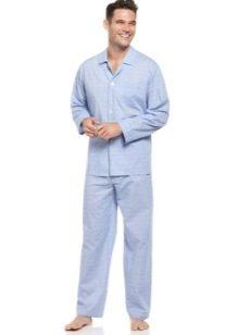 Классическая пижама – отличный вариант подарка мужу 7714fa6640496