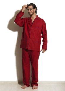 Мужская пижама (104 фото)  шелковая cad8c848e557d