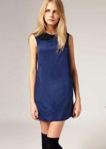 4cb8794a700 Прямое платье отличает лаконичный и минималистичный дизайн. Благодаря этому  с прямым платьем можно создавать множество различных образов.