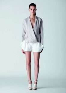 Босоножки Кельвин Кляйн: Calvin Klein Yelena белые на танкетке