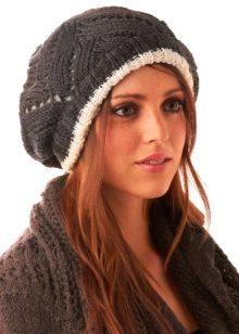 e2f596f03c3f Как выбрать шапку (73 фото): для круглого лица, как подобрать и ...
