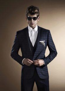 Сшить мужской свадебный костюм