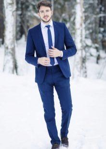 Свадебный мужской пиджак