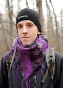 шарф бактус 52 фото треугольный шарф как называется шарф
