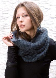 шарф воротник или манишка 88 фото мужской и для женщин на