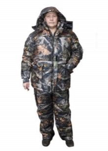 Среди зимних костюмов для охоты и рыбалки российского производства можно  отметить Tyson Triton d7f6ec466440a