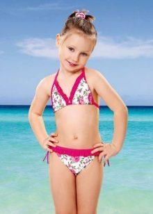 Модные трусики на маленьких девочек