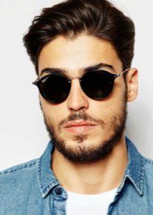Бренд Prada уже не одно десятилетие выпускает мужские солнцезащитные очки,  радуя каждый сезон новыми оригинальными решениями. 2afb999bda1