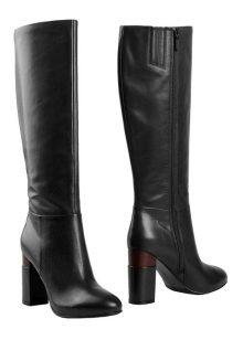5db7209f4 Обувь данного бренда для осени и зимы имеет такой дизайн, который  подчеркивает аккуратность и стройность женских ножек. Сапоги на каблуках  придают походке ...