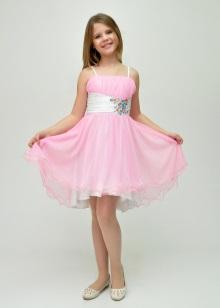 ab3385ab8112 Нарядное платье способно поднять настроение ребенку и сделать его самым  счастливым человеком на свете. К счастью, современная мода предлагает  платья для ...