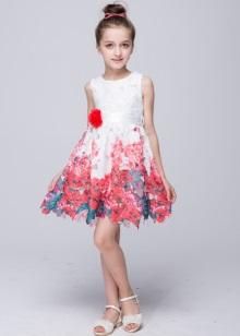 ade5ccfde91 Летняя одежда для девочек (57 фото)  детские модели для 10-11-12 лет
