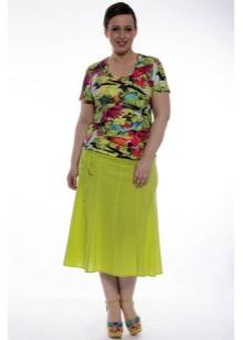 8930eef349b Главный принцип при выборе одежды для полных женщин – приобретение ее там