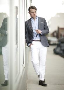Современные офисные (городские) стили одежды для мужчин — часть 1 рекомендации