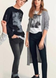 87a770f0c В основном подростки предпочитают, чтобы в их гардеробе присутствовала  джинсовая одежда. Модная и подходящая на все случаи подростковой жизни, ...