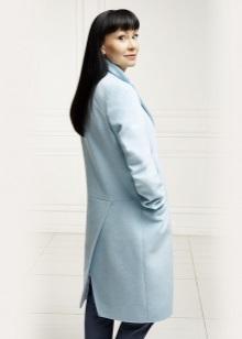 782d15456cc7 При создании новой коллекции компания учла все современные тенденции моды   натуральность тканей, нежные пастельные тона и разнообразие кроя. Пальто  Pompa ...