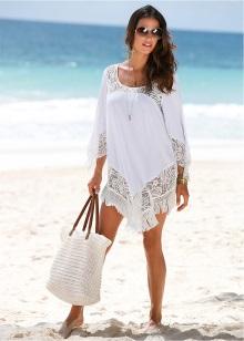 d7c9225ea7fdd Обычный минимум для пляжного отдыха чаще всего состоит из пары маечек,  шортиков, лёгкого платья, шлёпанцев и на вечер - какой-нибудь красивый  наряд и туфли ...