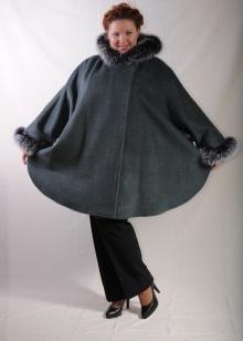 c2baf22fc92 Верхняя одежда больших размеров не должна полнить свою владелицу. Если вы  обладаете пышными формами