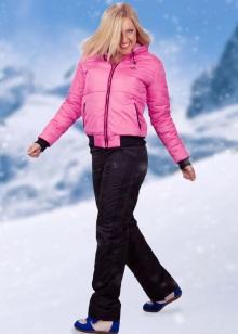 Брендовая зимняя спортивная одежда отличается от обычной по некоторым  показателям, например  238ca6ce1a7