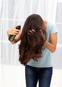 Как увлажнить детские волосы