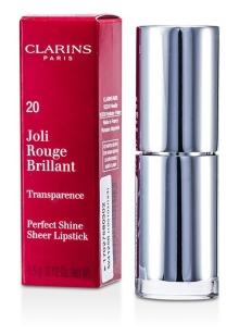 Блеск для губ Clarins: масло-блеск; Eclat Minute; и помада-блеск; Joli Rouge Brillant, отзывы
