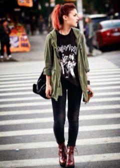 Наряд для девичьей рок-группы