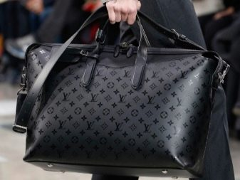 Мужские сумки Louis Vuitton: лучшие коллекции, как отличить оригинал от копии