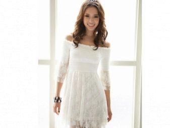 b56b04224d7f6c4 Белое платье, с чем носить и кому подойдет такое платье – Блог о ...